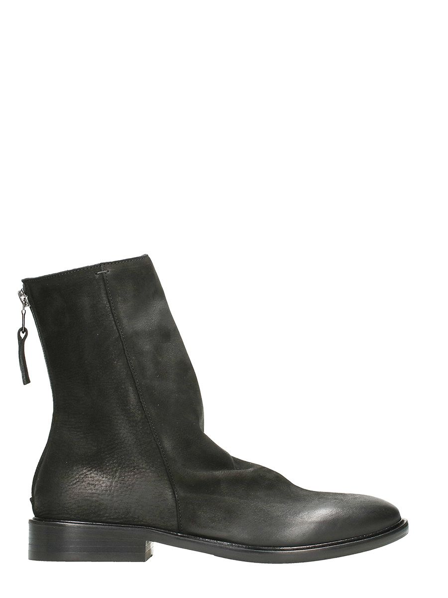 Strategia BLACK NABUK BOOTS