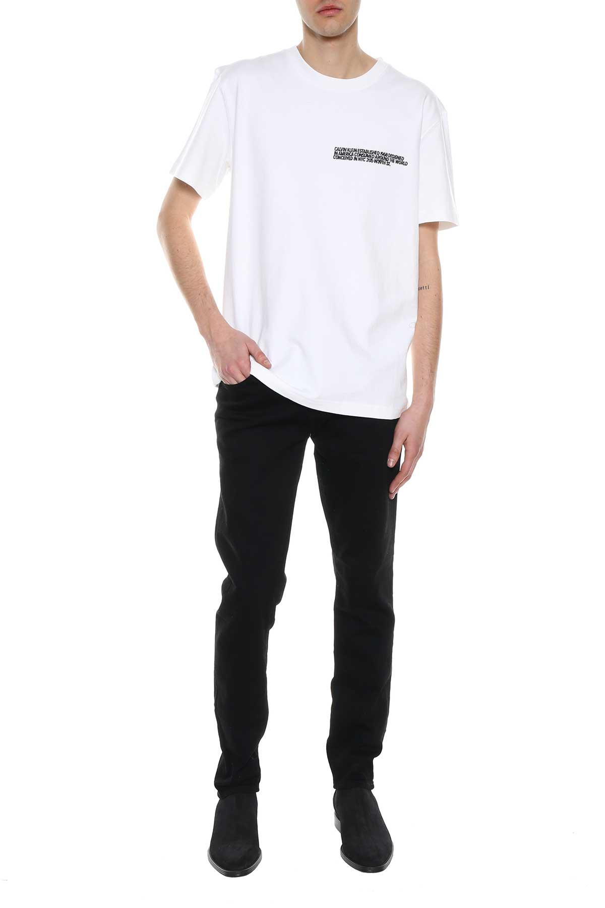 Calvin Klein Calvin Klein Embroidered T-shirt