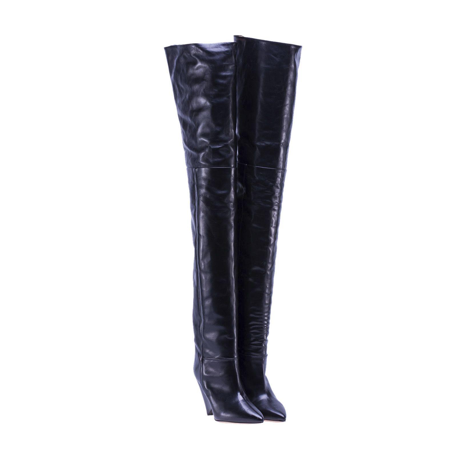 Isabel Marant Lokyo Thigh Boots