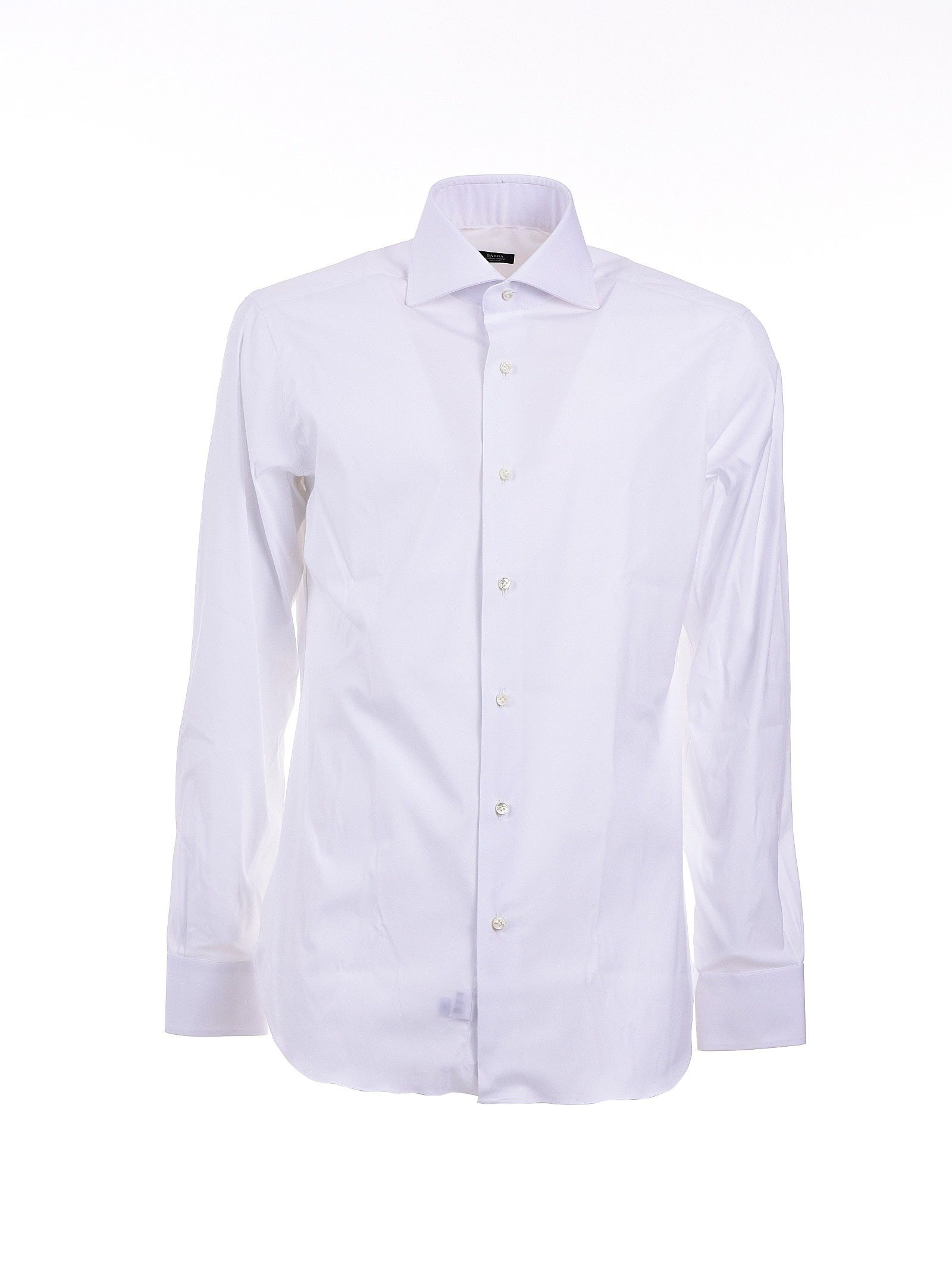 Barba Camicia Bianco
