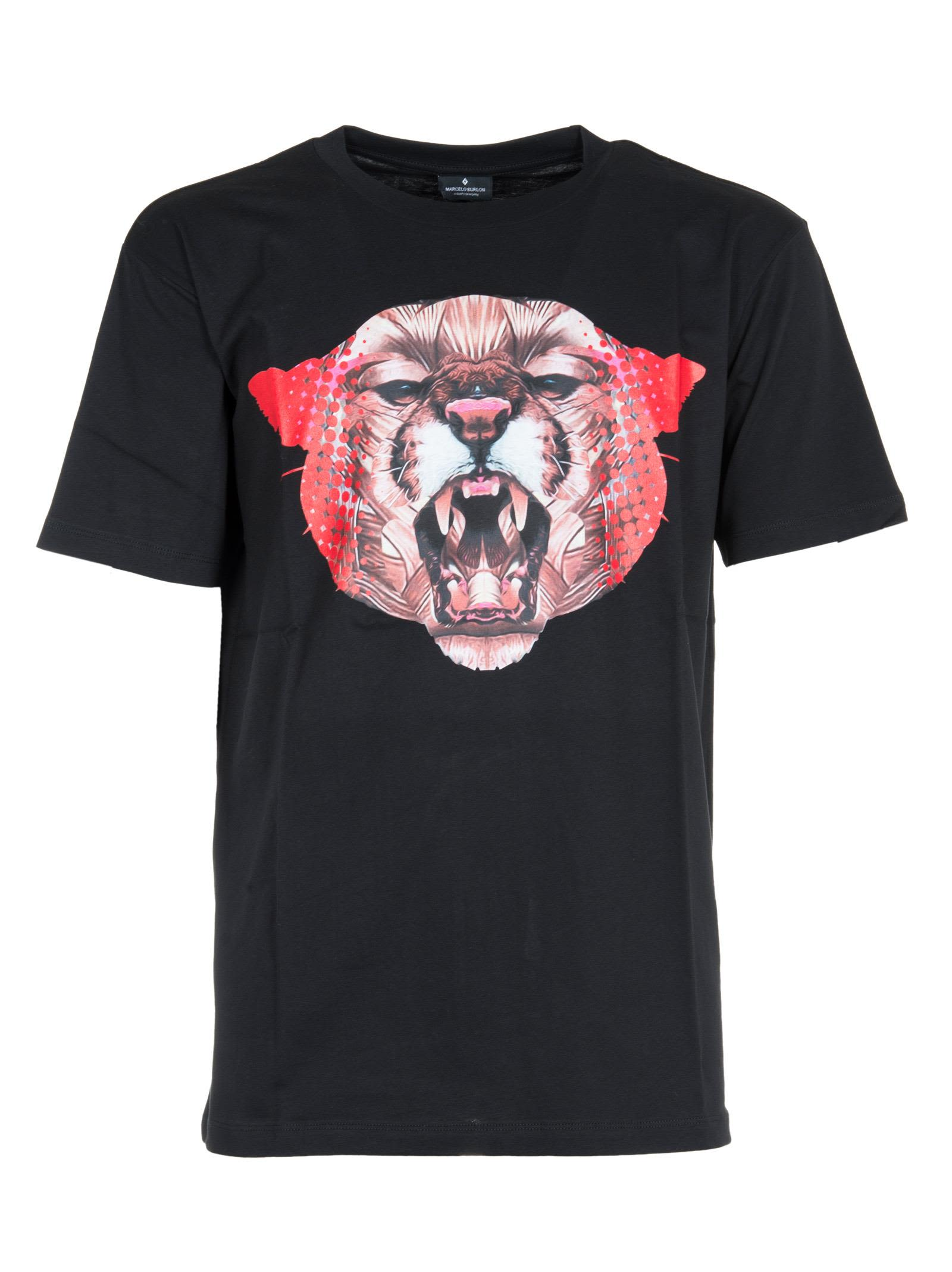 Marcelo Burlon Ashkish T-shirt