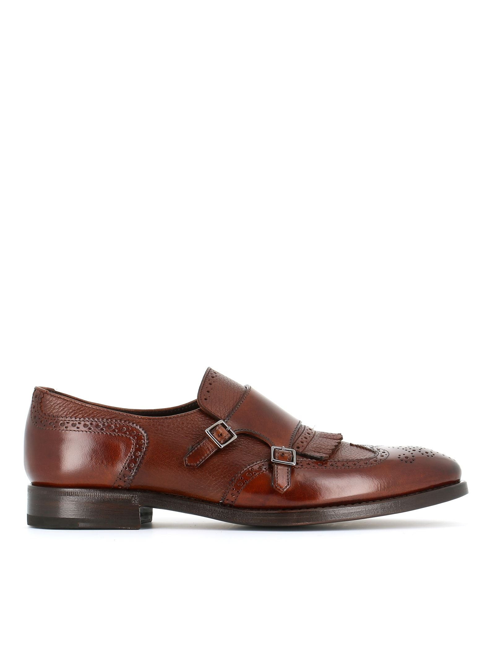 Henderson Monk-fringed Loafers