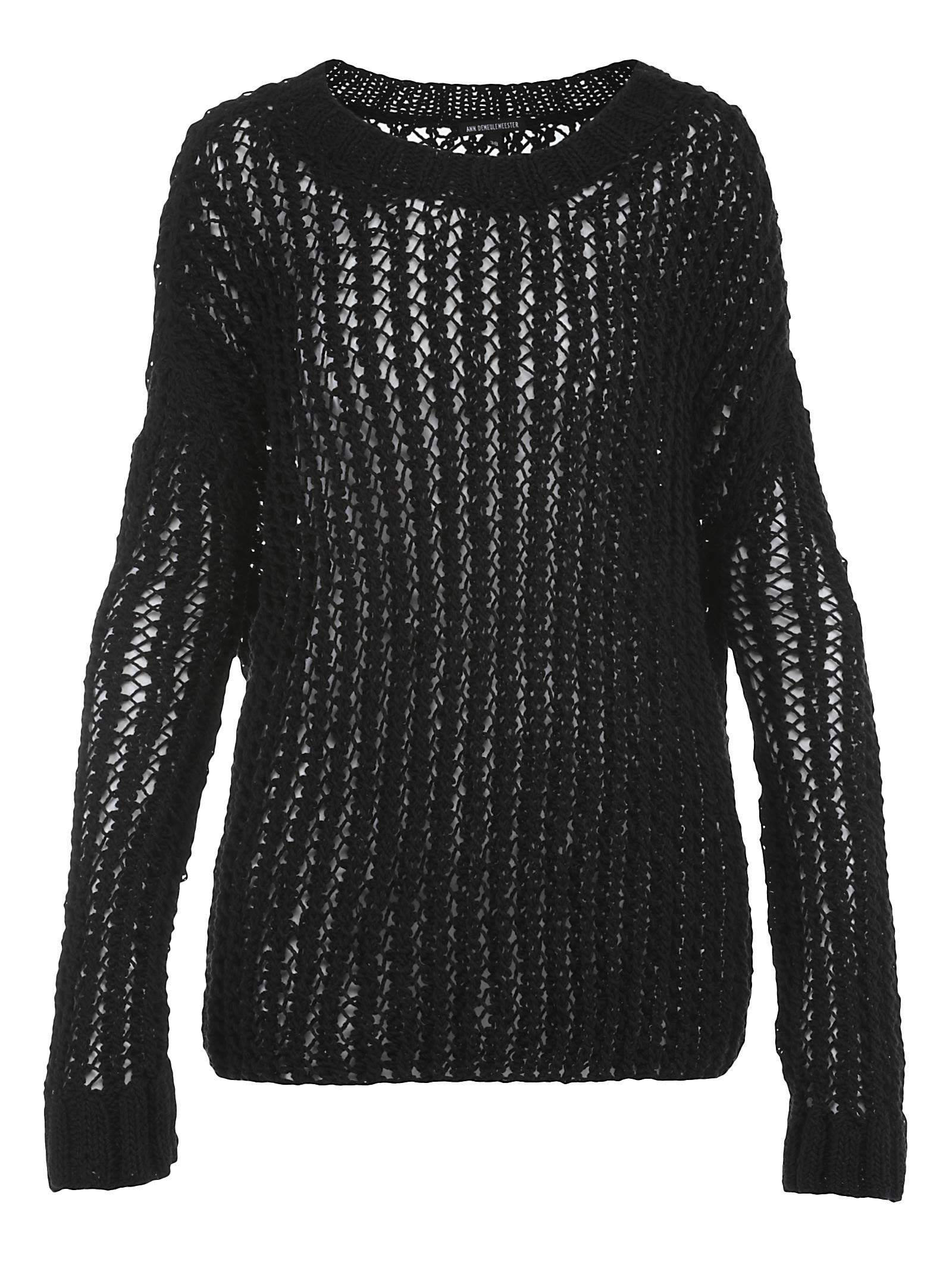 Ann Demeulemeester Gomena Sweater