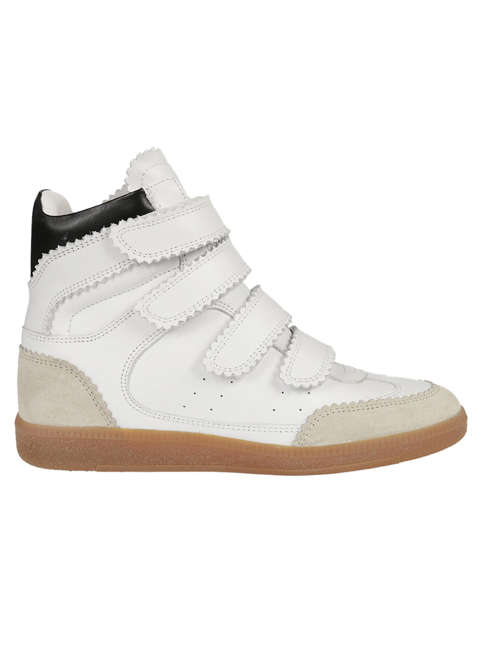 Isabel Marant Bilsy Hi-top Sneakers