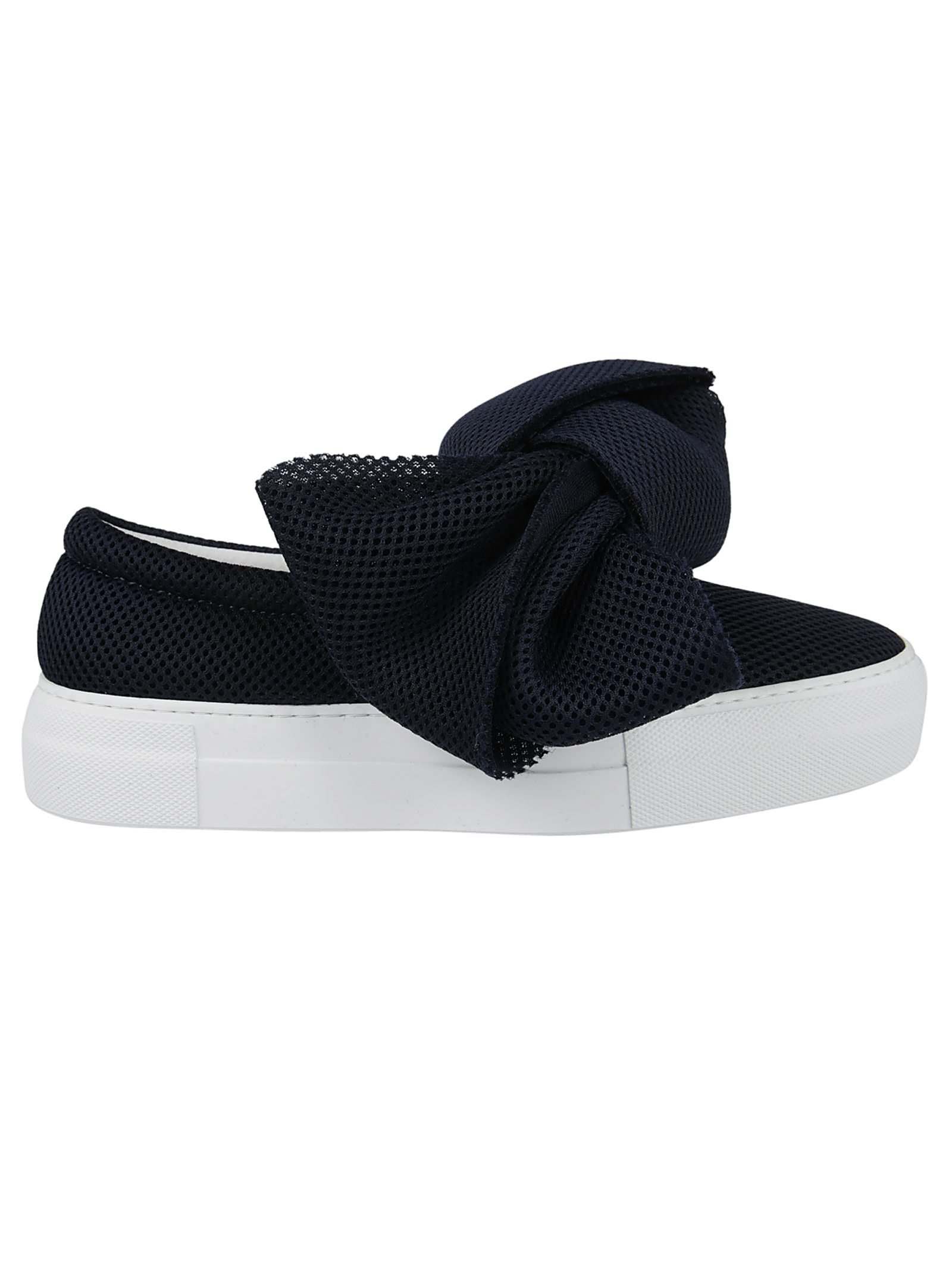 Joshua Sanders Bandana Slip-on Sneakers