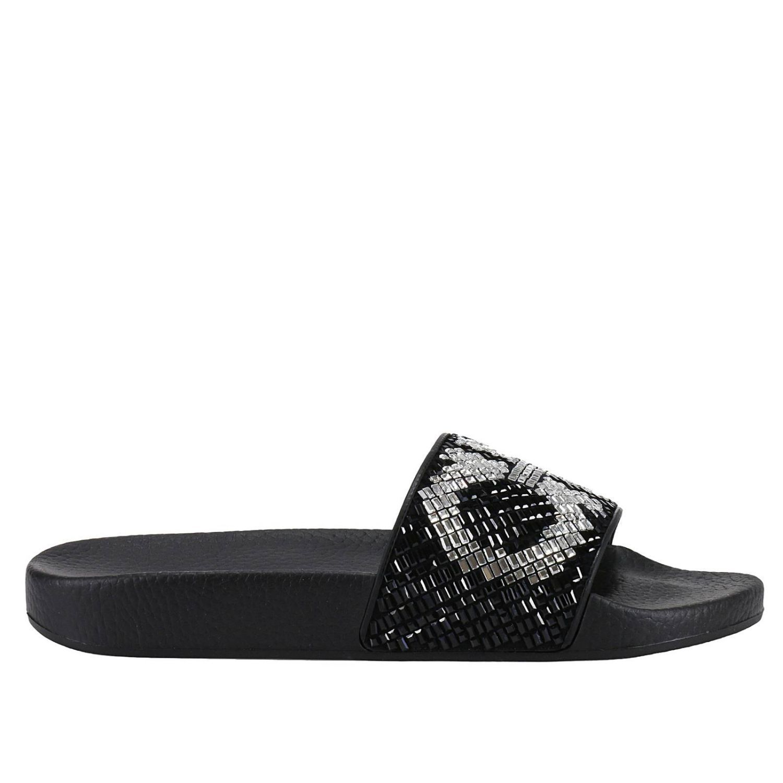 Flat Sandals Shoes Women Salvatore Ferragamo