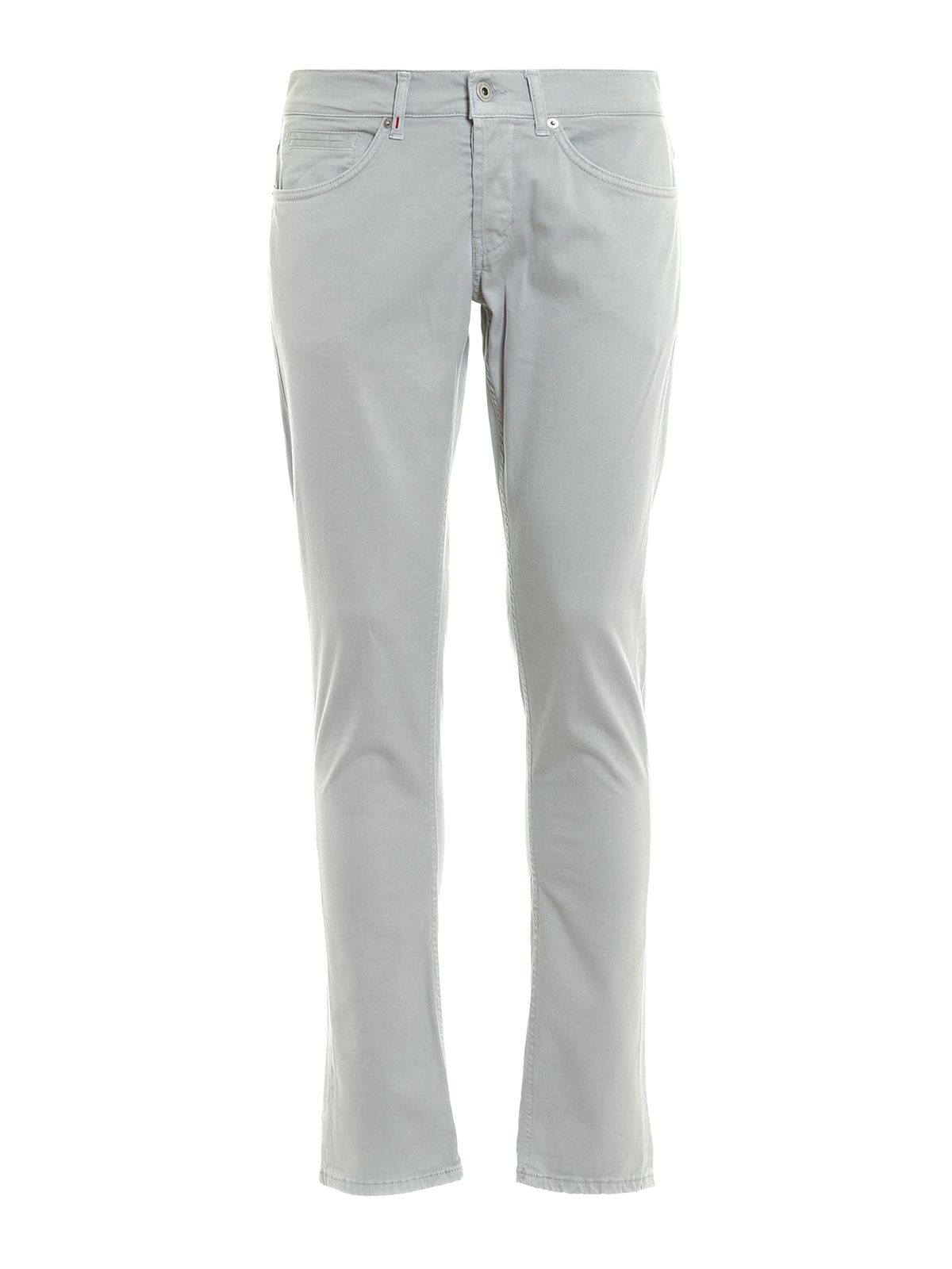 Dondup George Gabardine Stretch Trousers