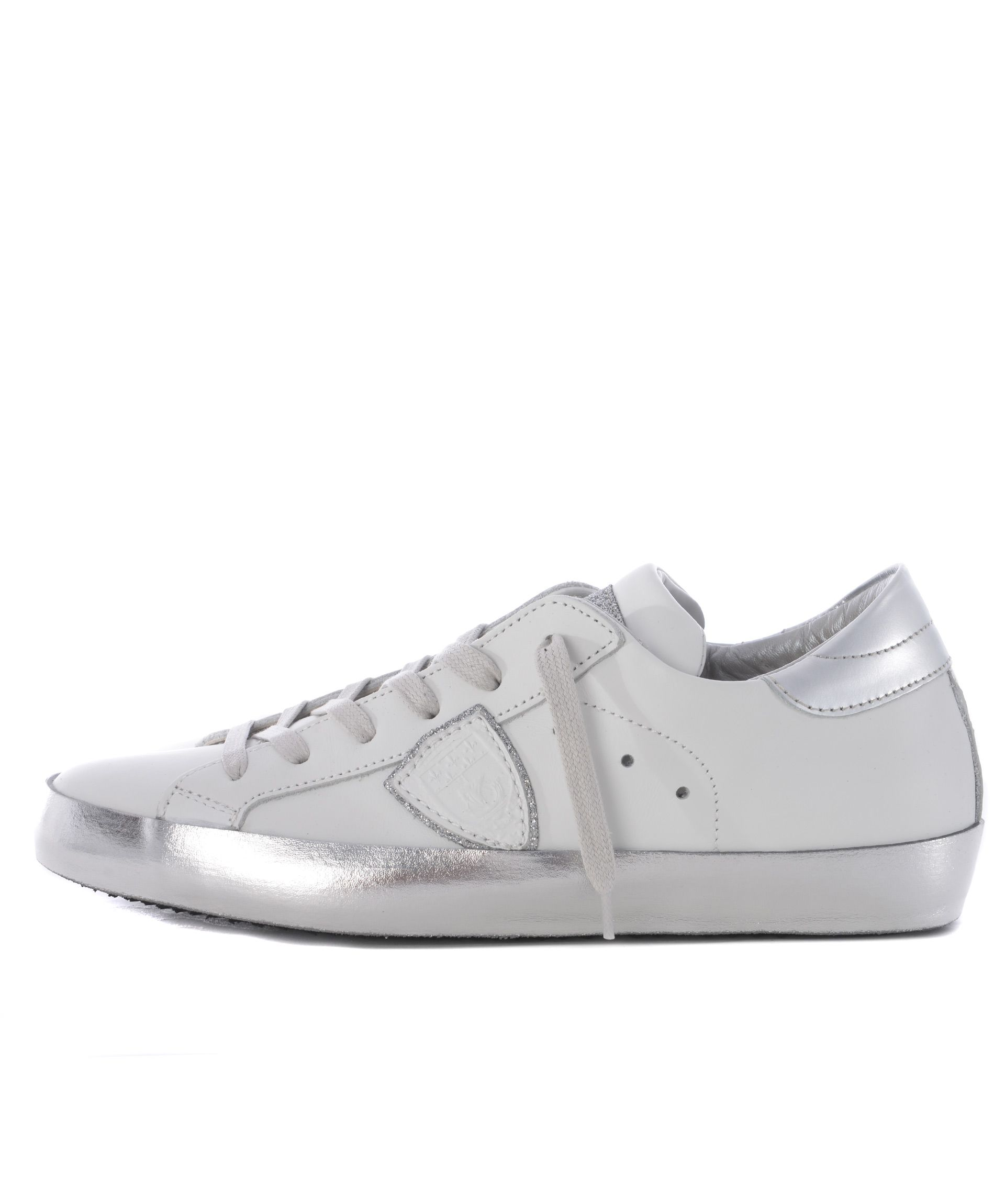 Philippe Model Metallic Detail Sneakers
