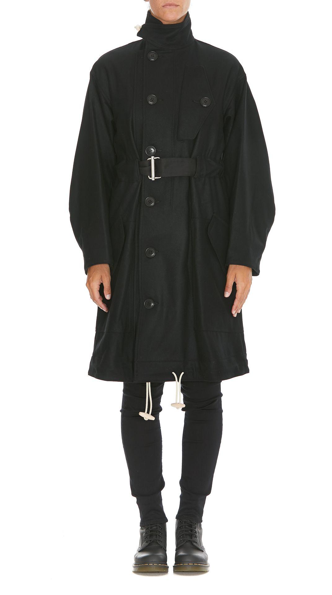 Ys Military Coat