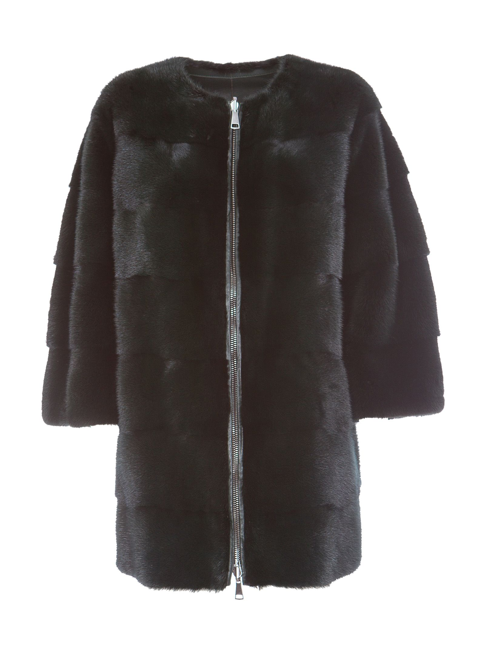 Parosh Reversible Coat