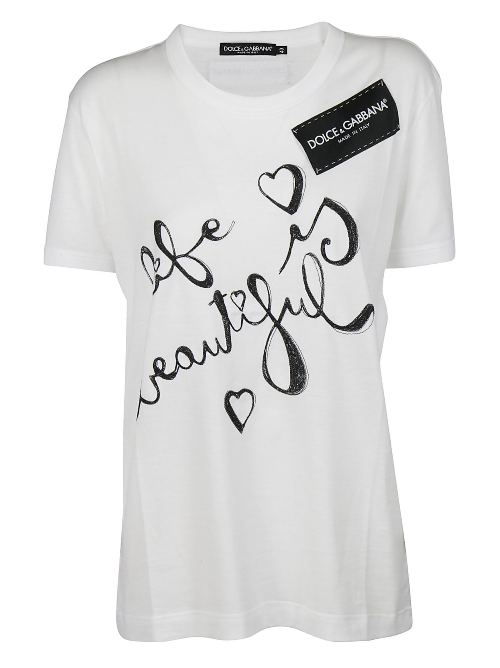 Dolce & Gabbana Life Beautiful T-shirt
