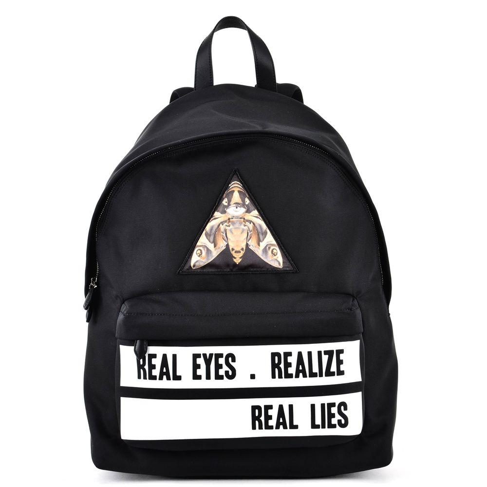 Givenchy Givenchy Real Eyes Realise Real Lies Backpack