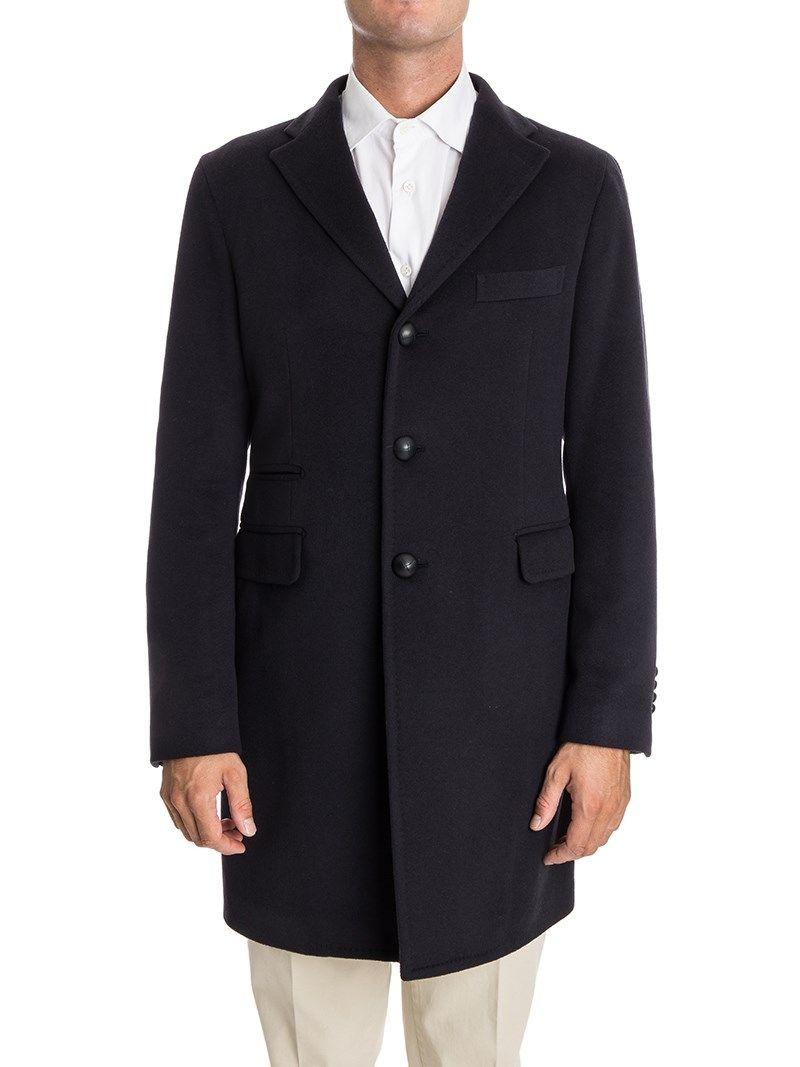 Tagliatore Coat Cashmere