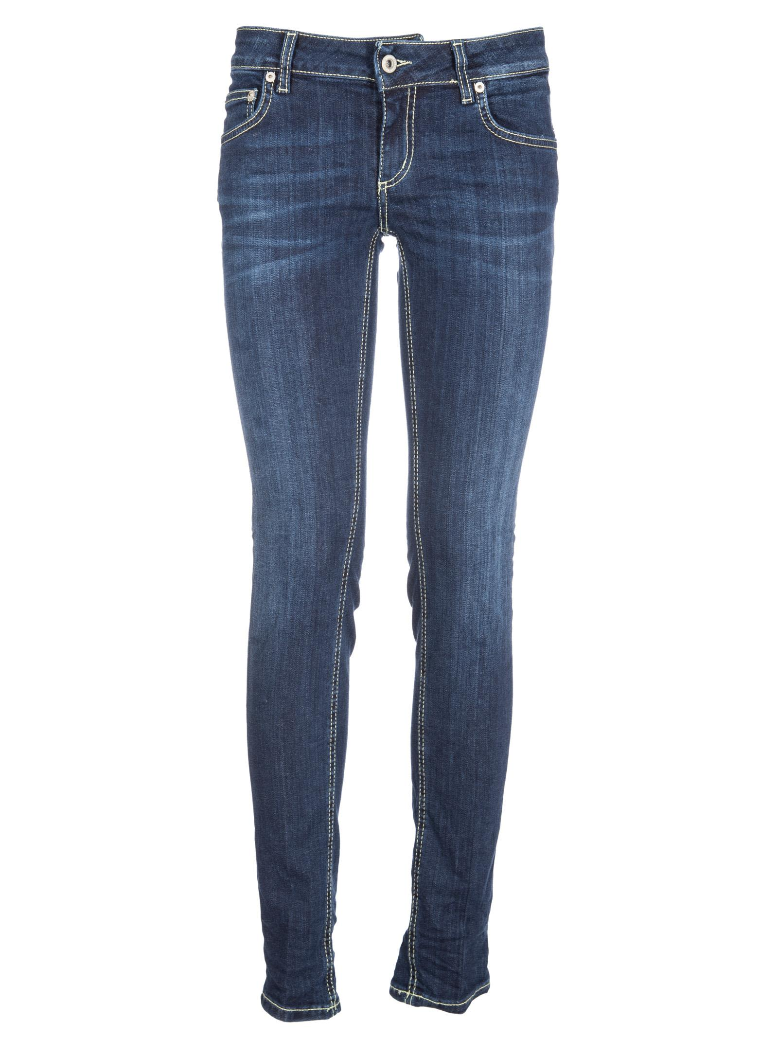 Dondup Skinny Super-stretch Jeans