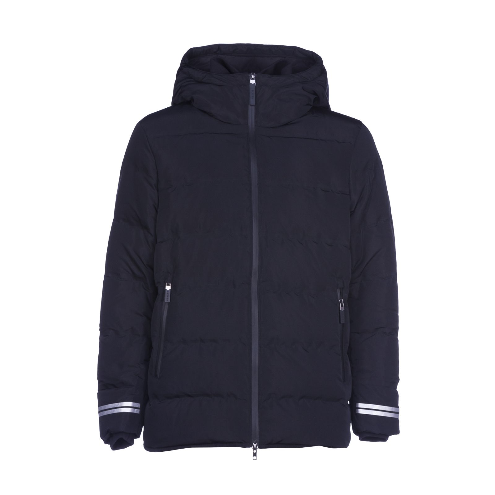 Black Barrett Padded Jacket
