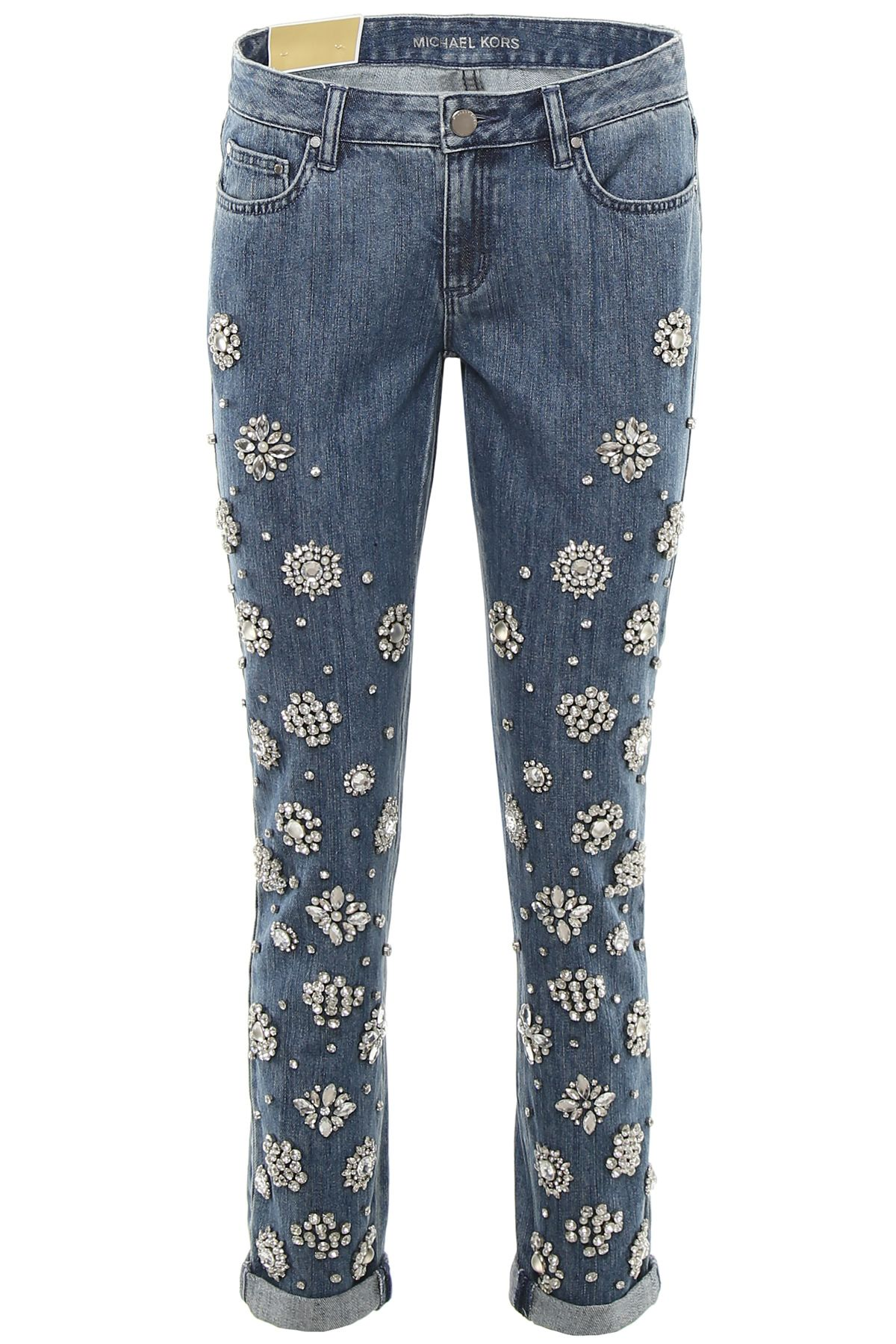Bejeweled Jeans