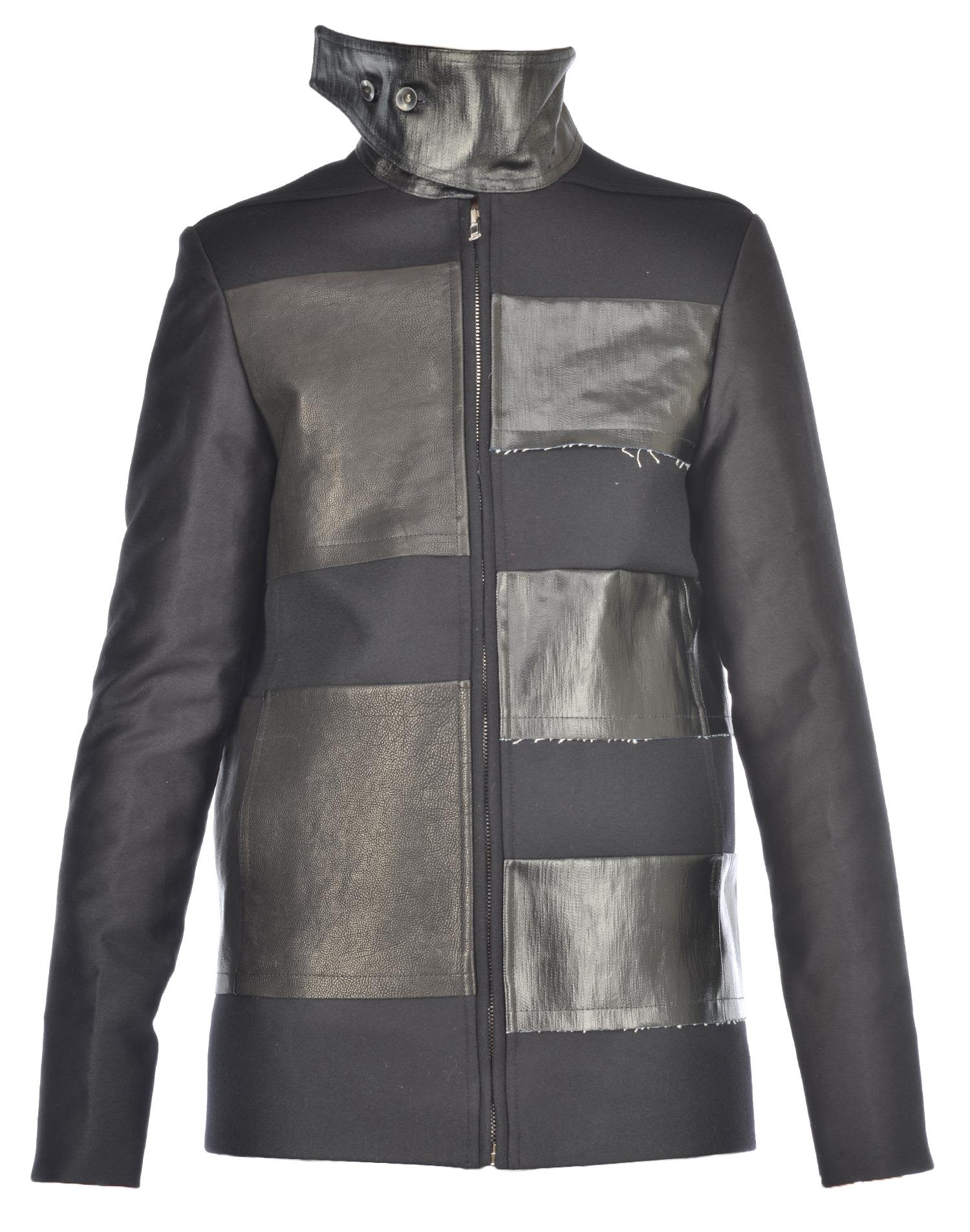 Rick Owens Padded Wool Jacket
