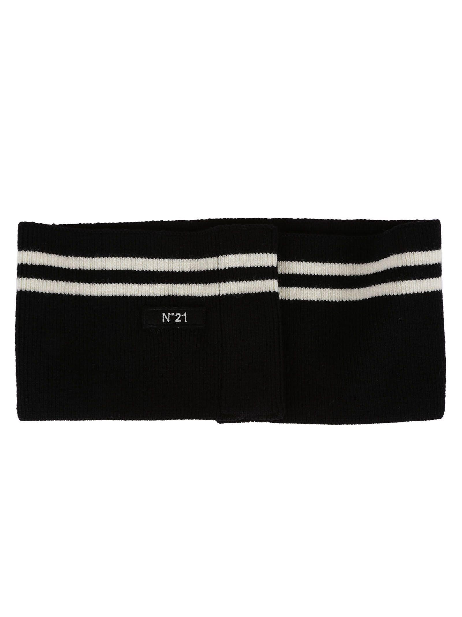 N°21 Striped Belt