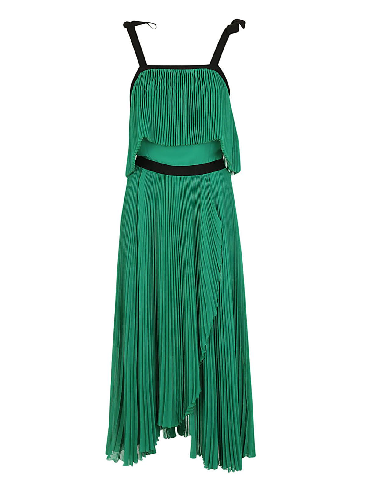 Philosophy Pleated Dress