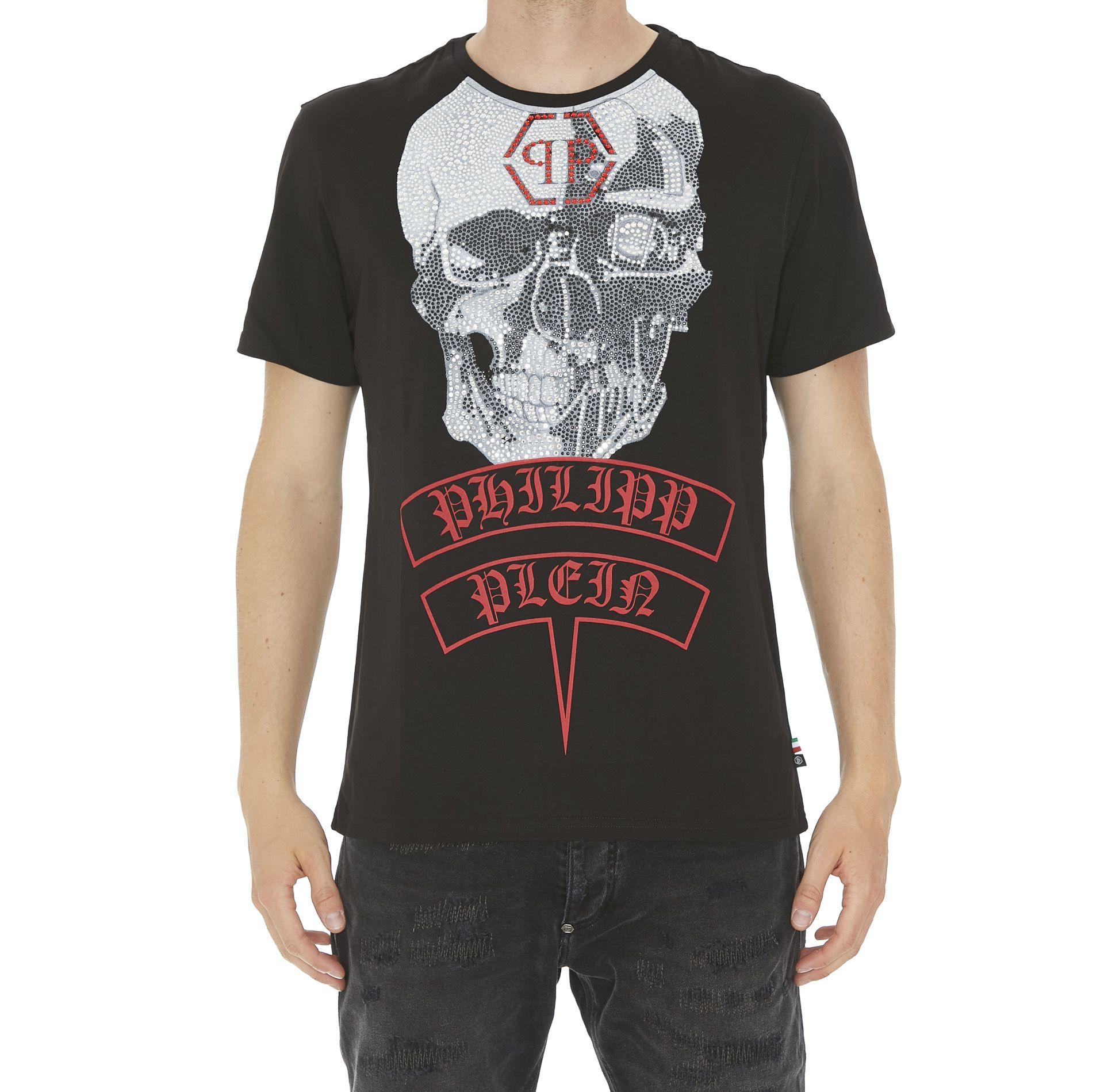 Philipp Plein Utako Hotfix Tshirt