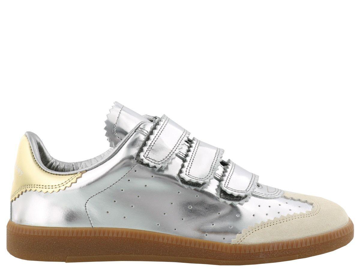 isabel marant isabel marant beth sneaker silver women 39 s sneakers italist. Black Bedroom Furniture Sets. Home Design Ideas