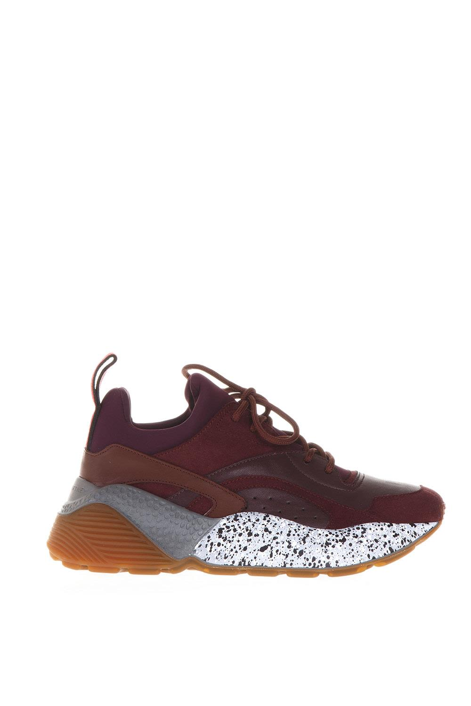 Stella McCartney Eclypse Plum Sneakers