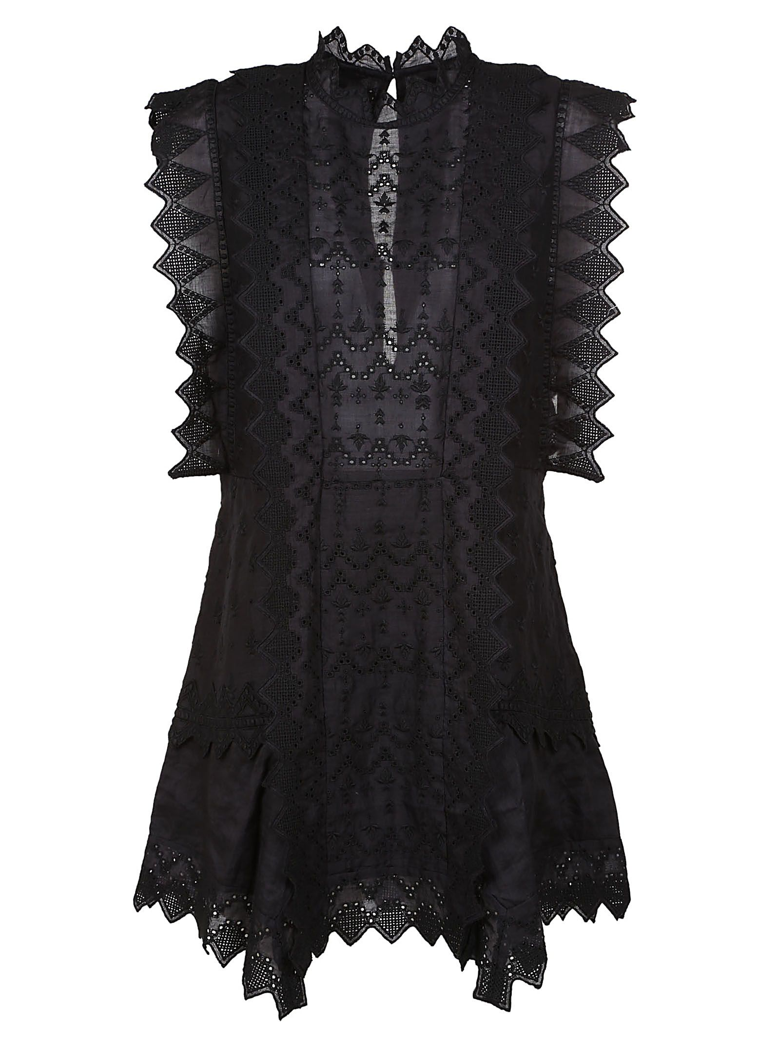Isabel Marant Broderie Anglaise Dress