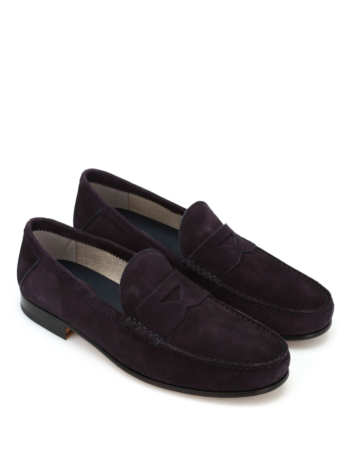 Suede Classic Loafers