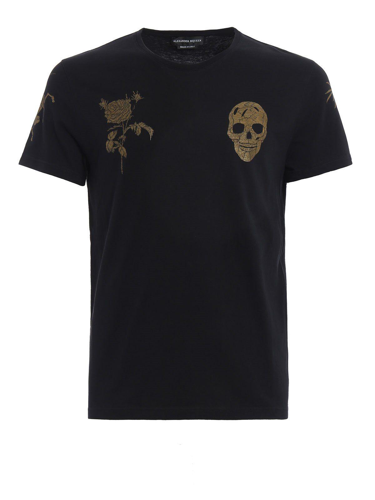Alexander McQueen Classic T-shirt