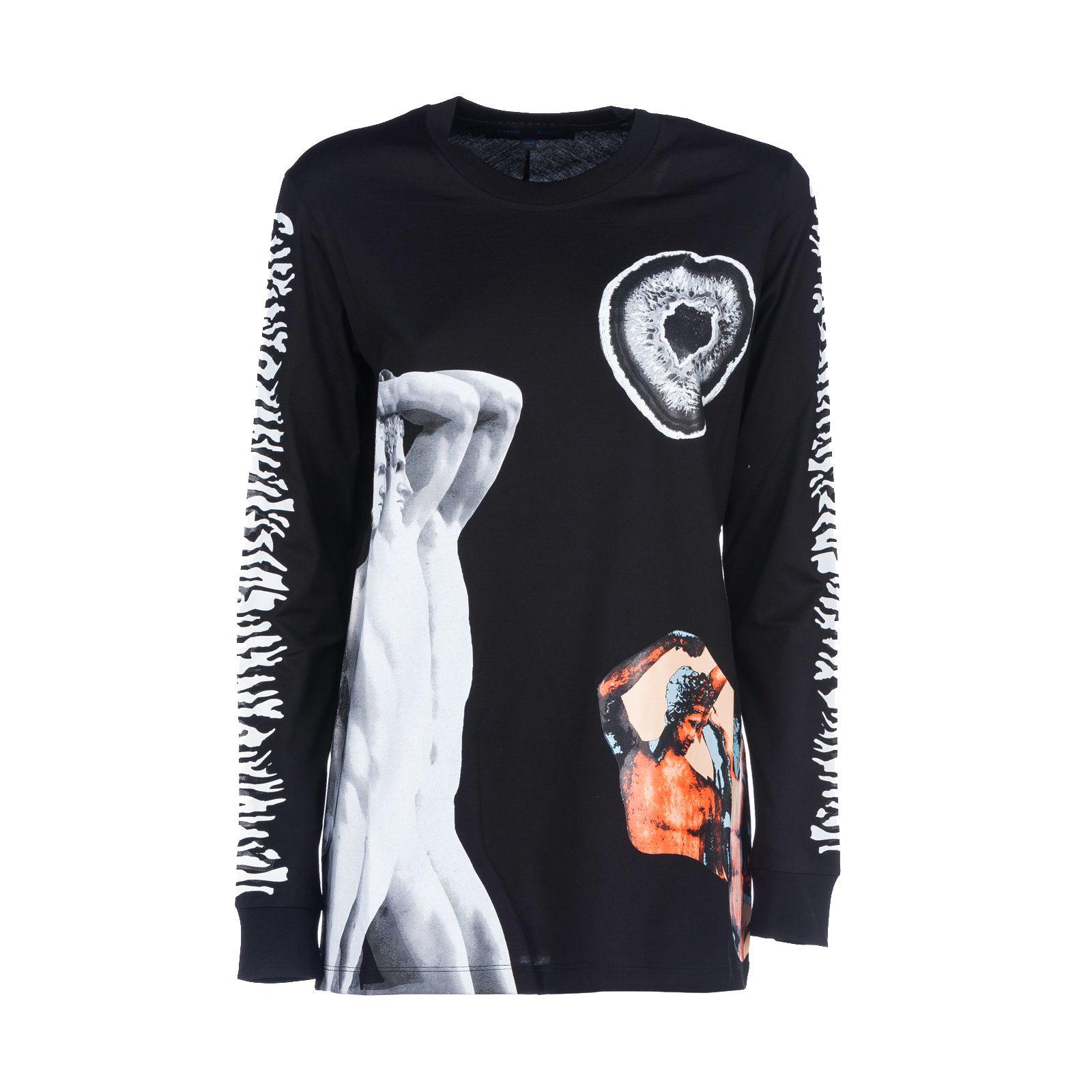 Proenza Longsleeve Printed T-shirt