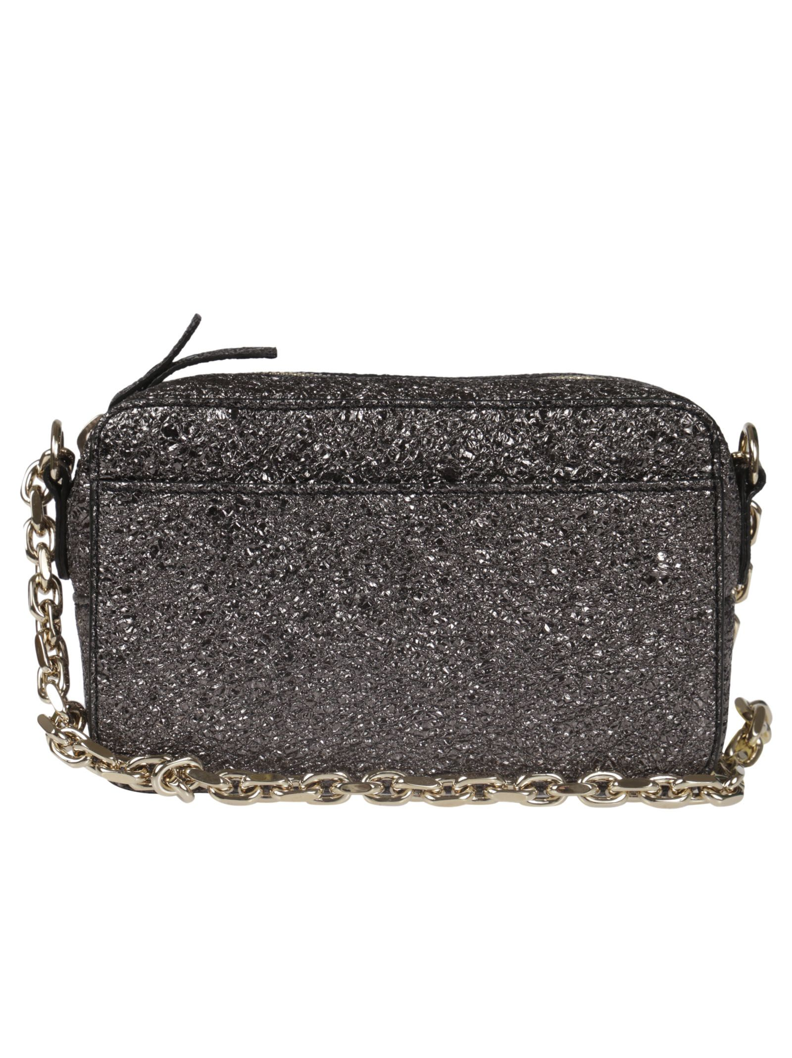 RED Valentino Red Valentino Glitter Shoulder Bag