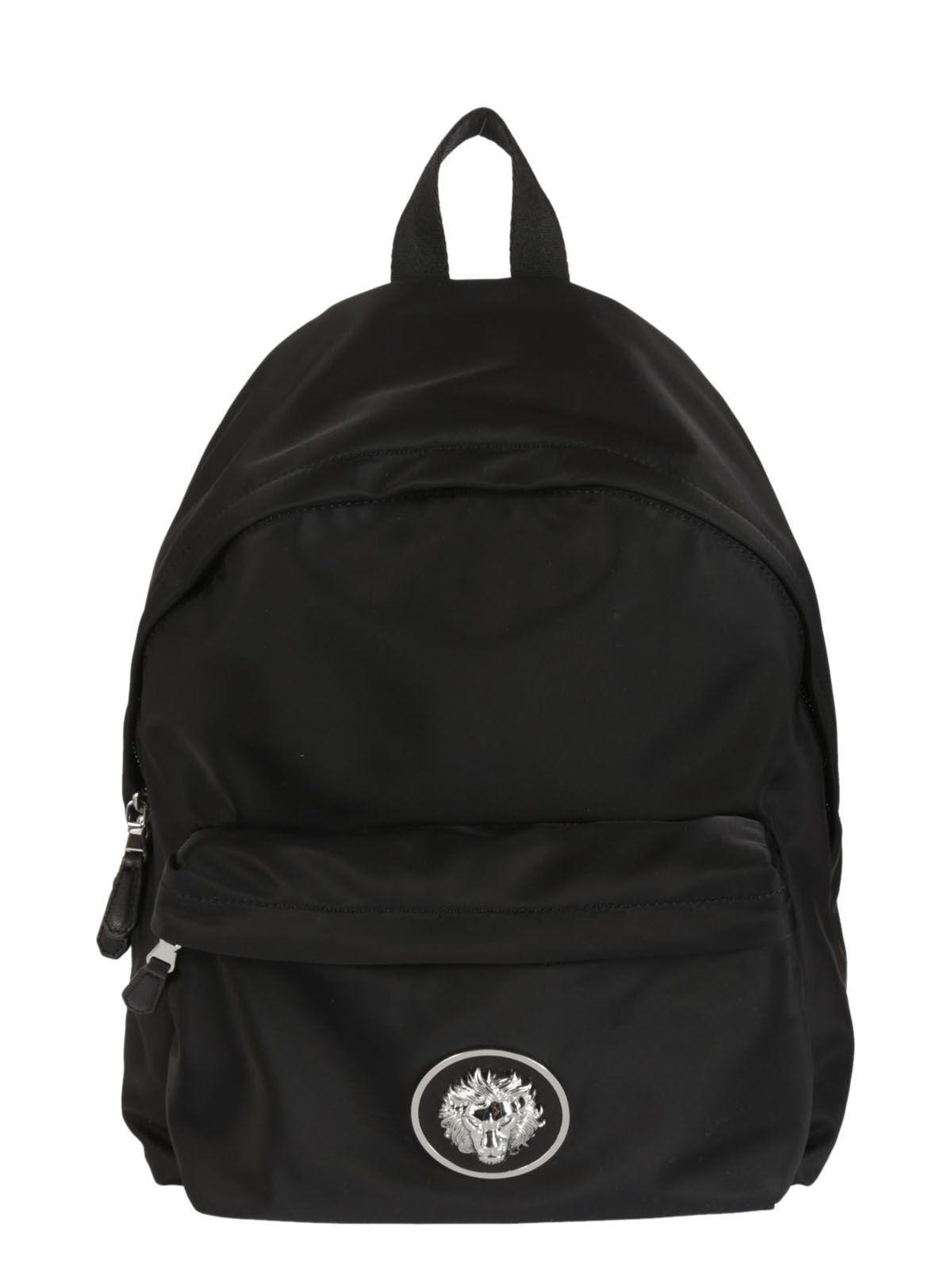 Versus Large Lion Head Backpack