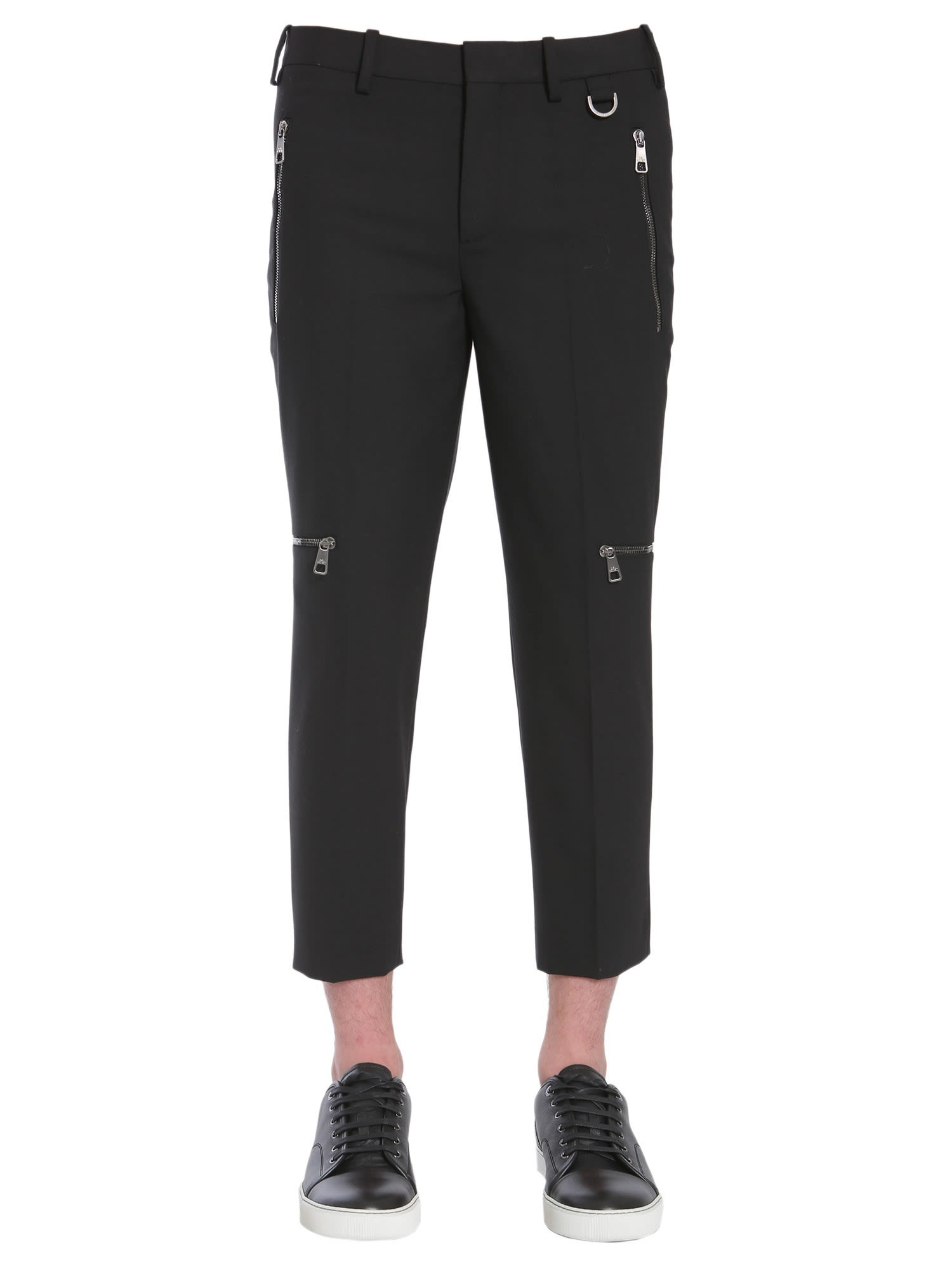 Multi Zip Trousers