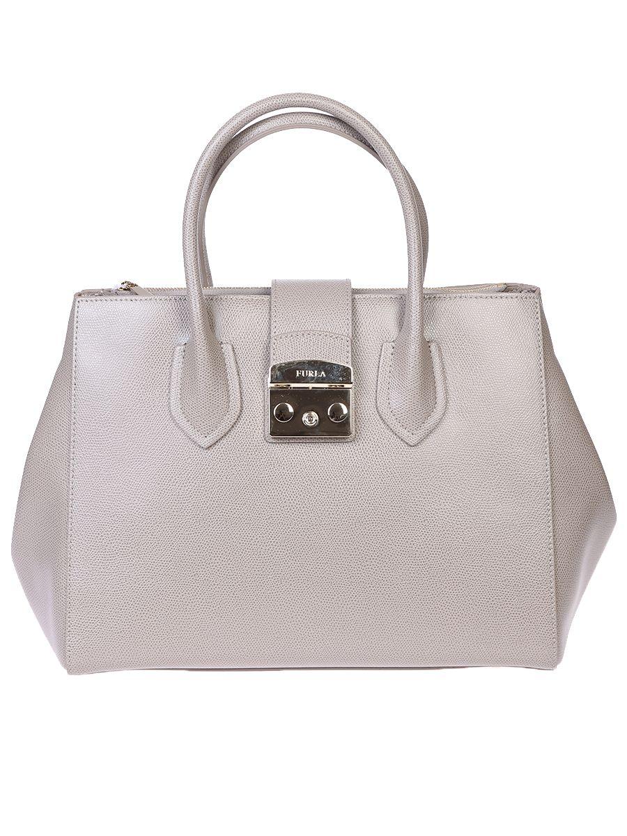Metropolis M Leather Bag