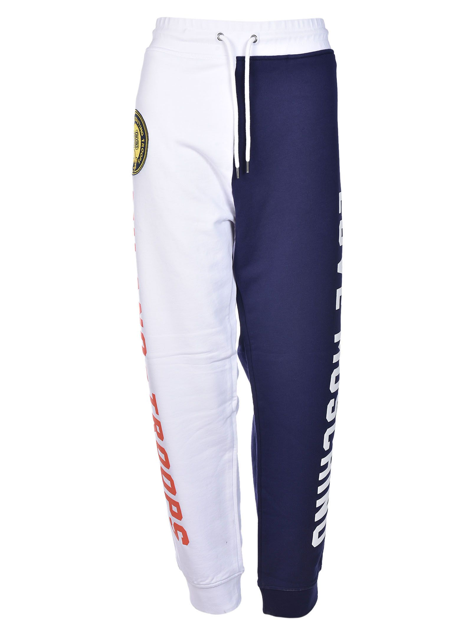 Love Moschino Logo Print Track Pants
