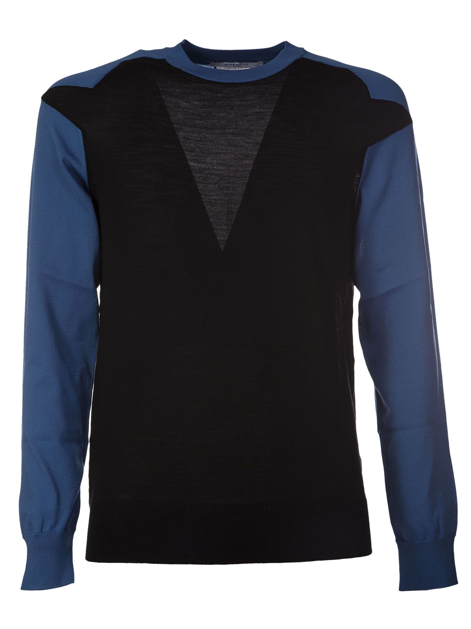 Givenchy Seam Detail Knitted Pullover