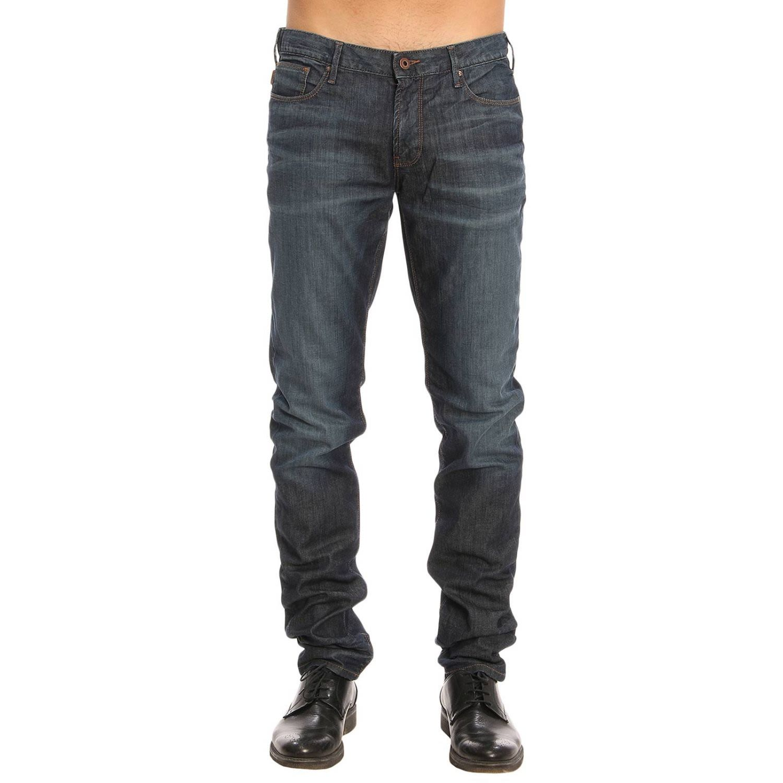 Jeans Jeans Men Emporio Armani