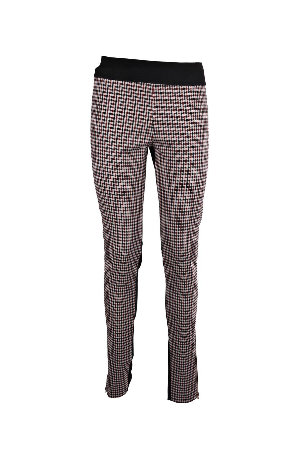 Stella McCartney Mccartney Plaid Front Leggings
