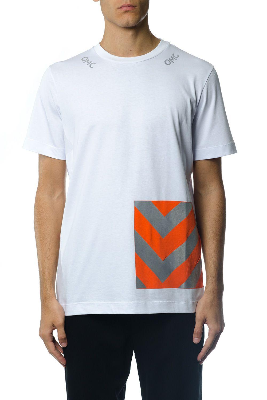 OMC Fire Pan Cotton T-shirt