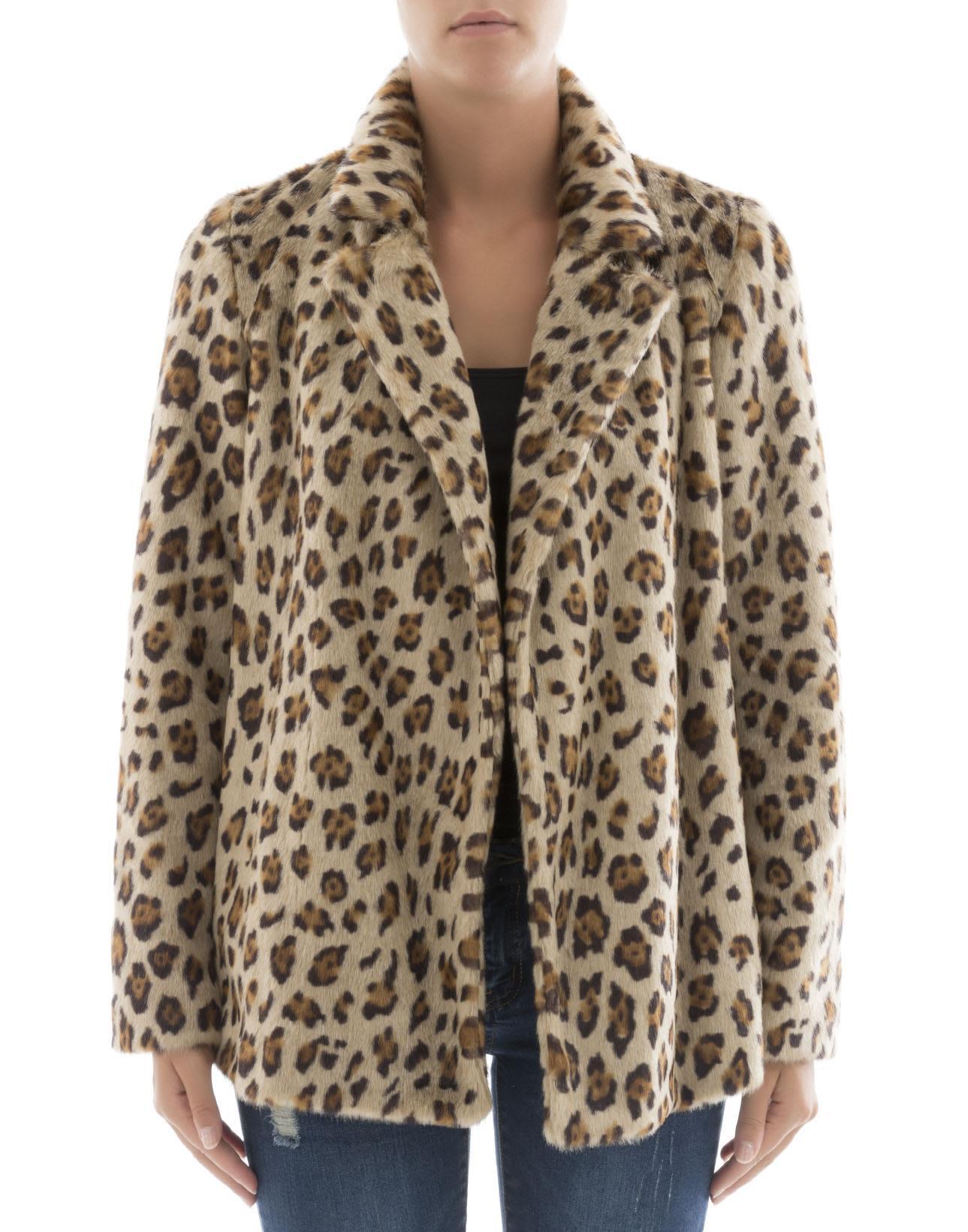 Leopard Modal Fur