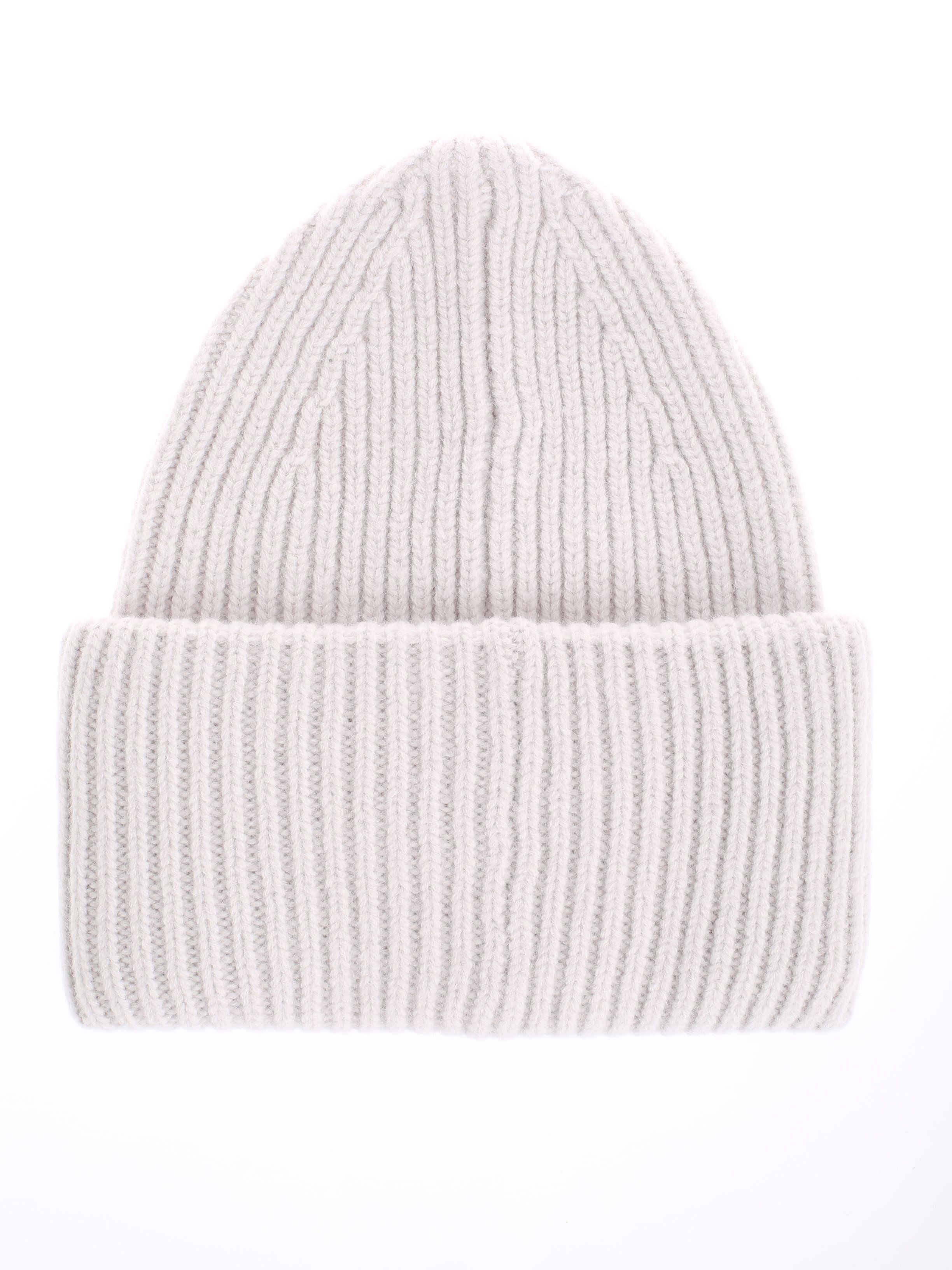 0f4bf0c8be45 Acne Studios - Acne Studios S Pansy Face Beanie - Grey .