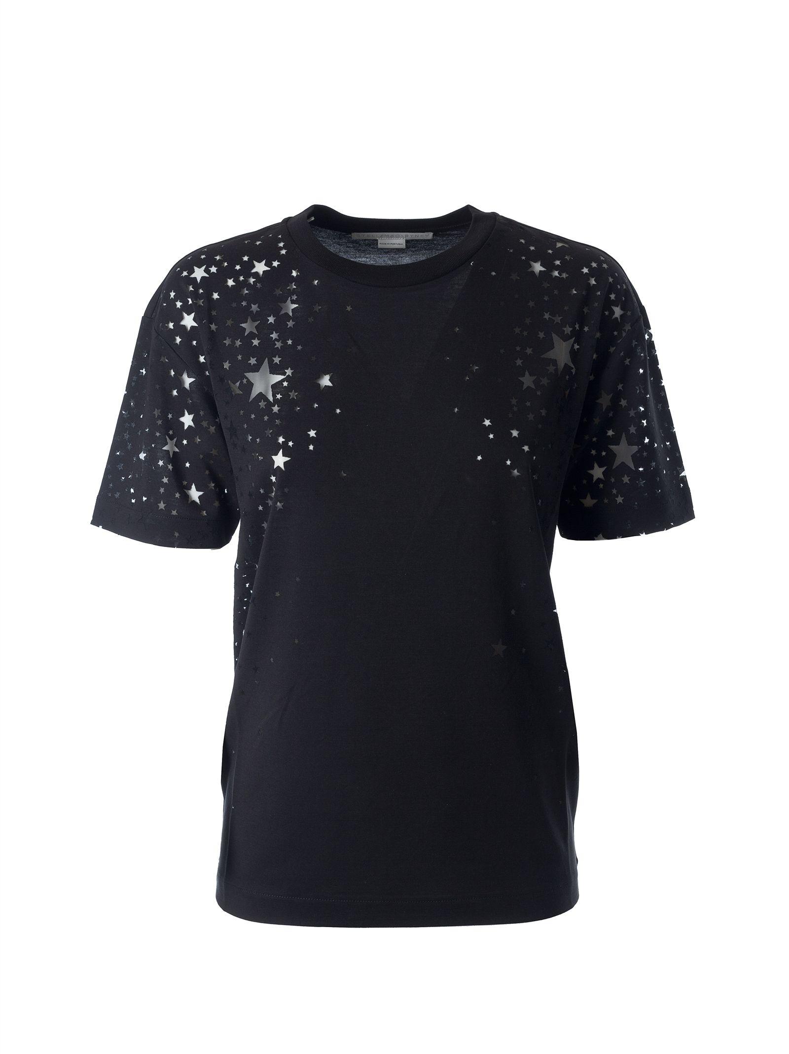 Stella Mccartney Star Panel T-shirt