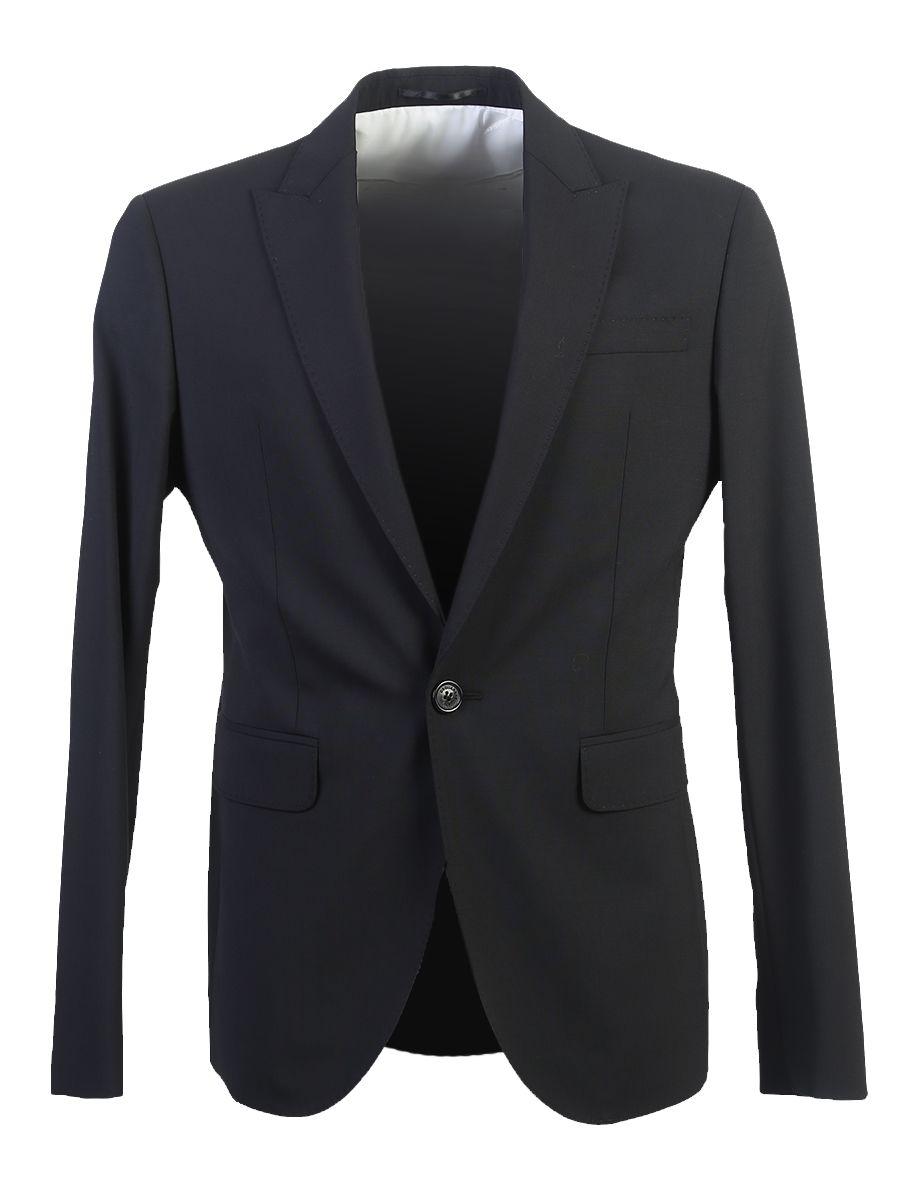 Tokyo Stretch Virgin Wool Suit