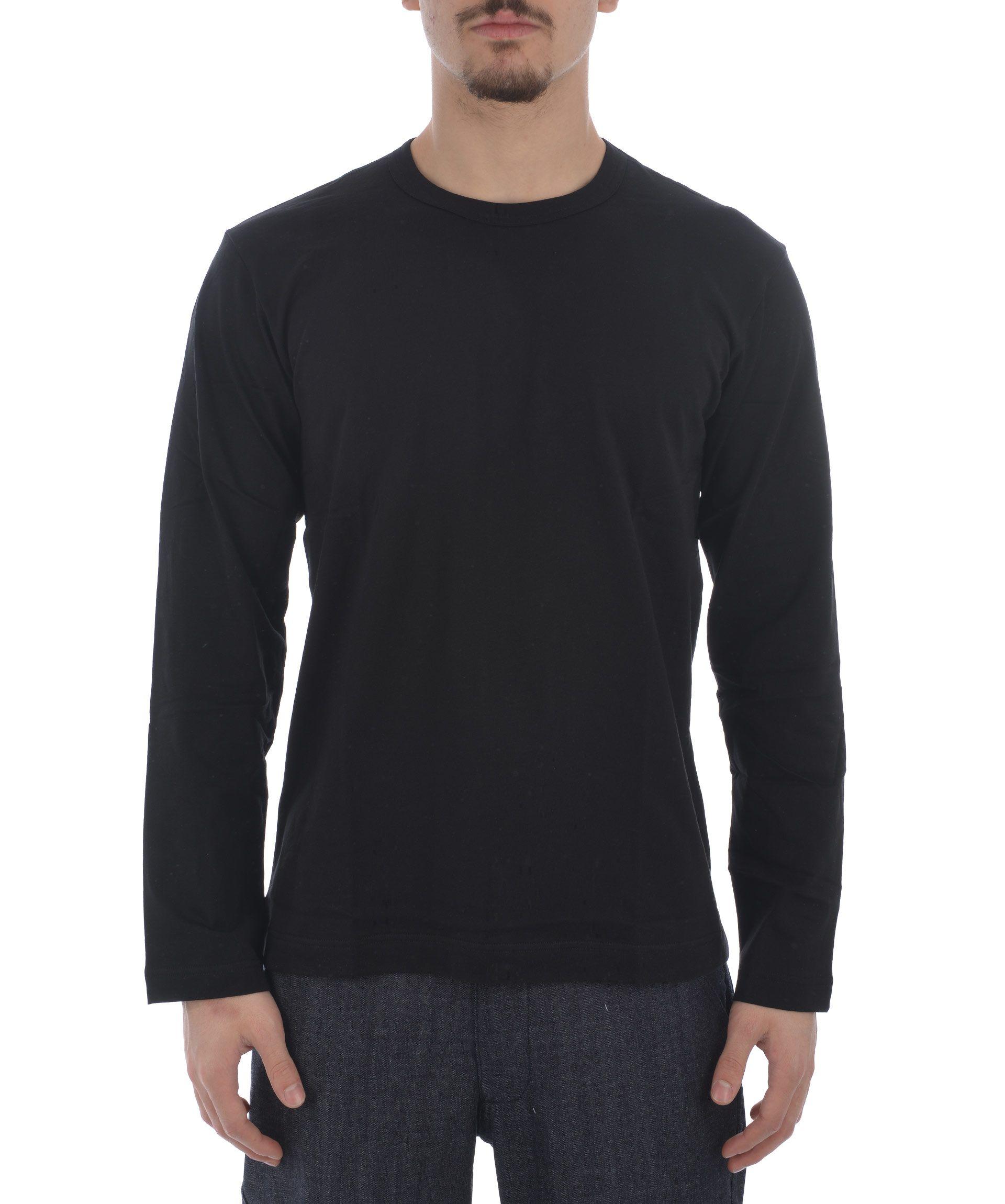 Comme Des Gar ons Shirt Back Logo Print T-shirt