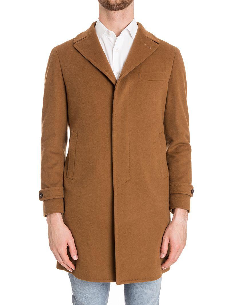 Tagliatore Thomas Virgin Wool Coat