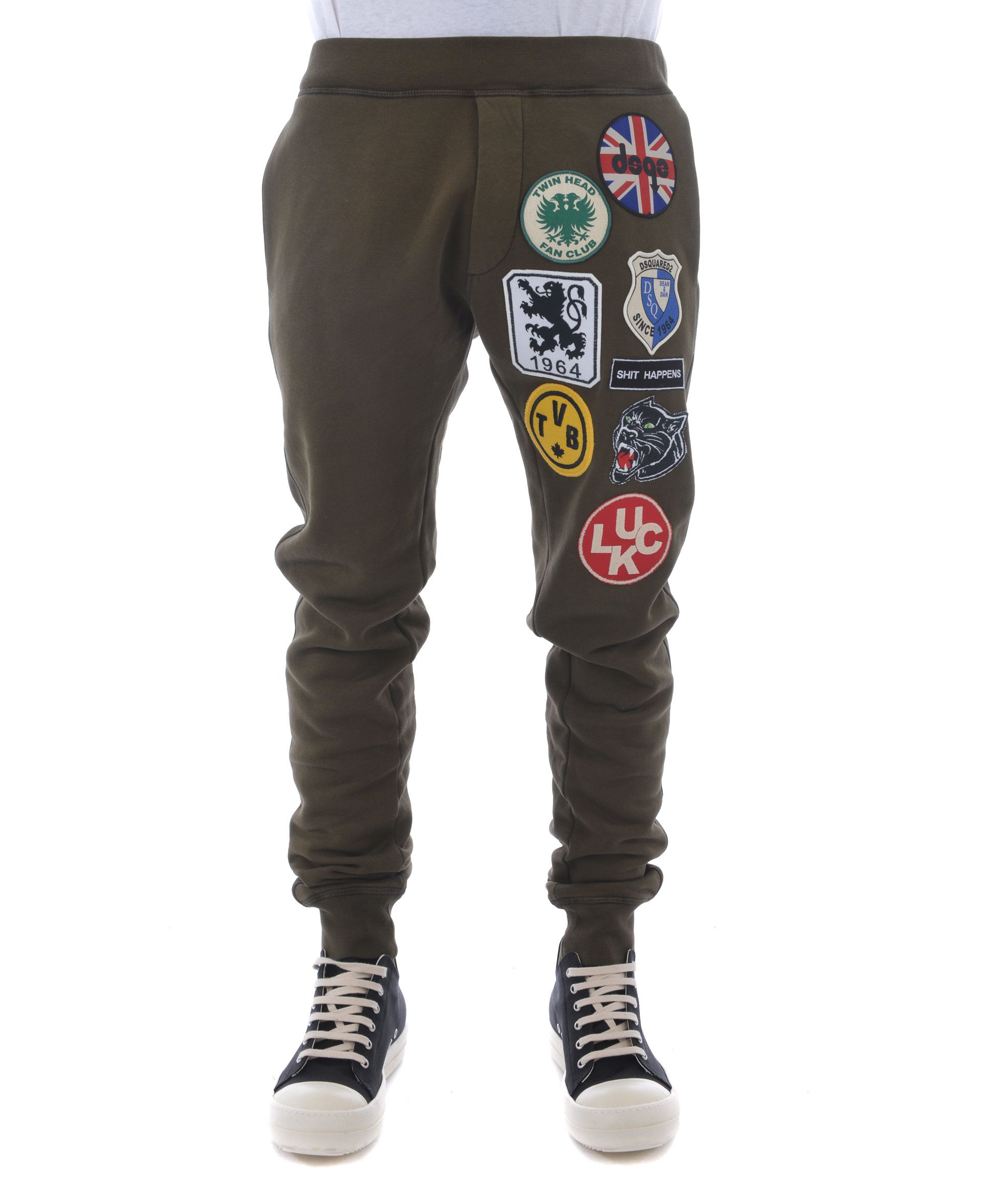 Dsquared2 Patch Detail Track Pants