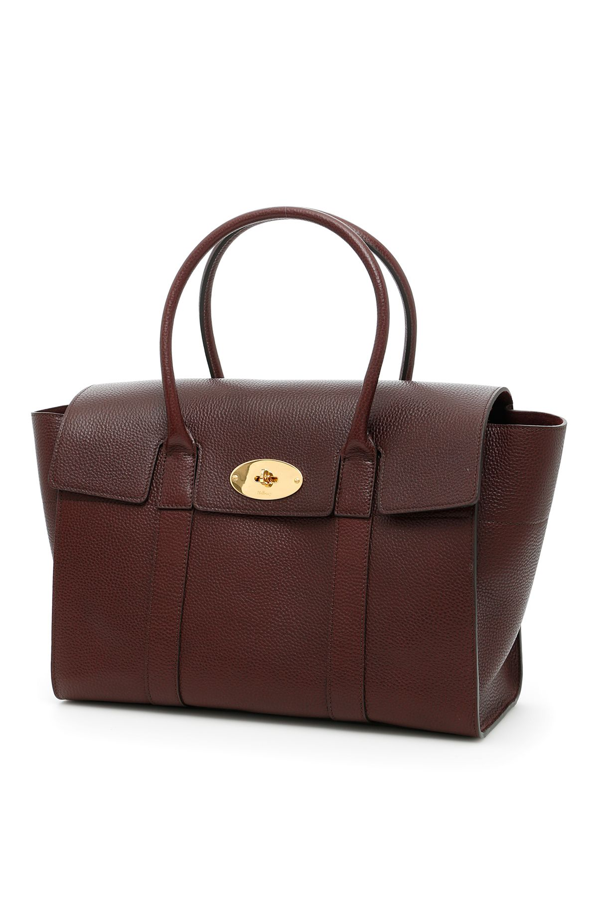 Mulberry Bayswater Bag In Oxbloodmarrone