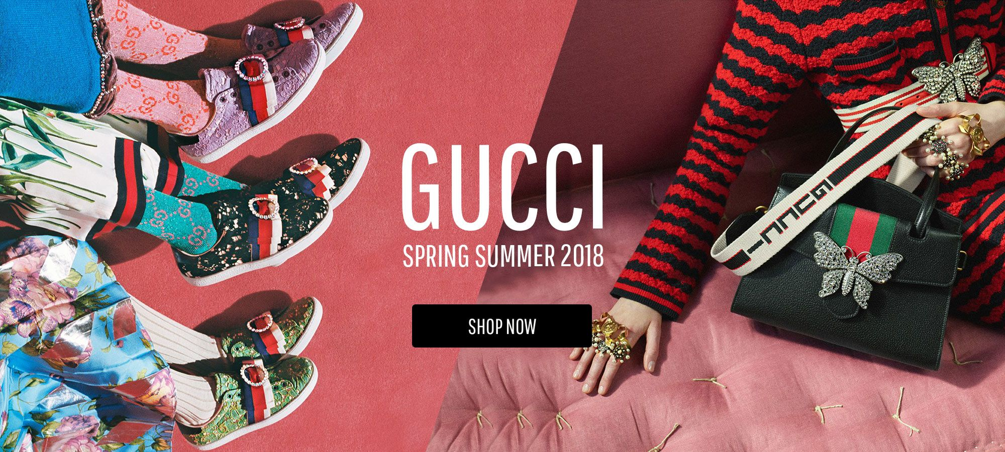 Gucci Women - Spring Summer 2018
