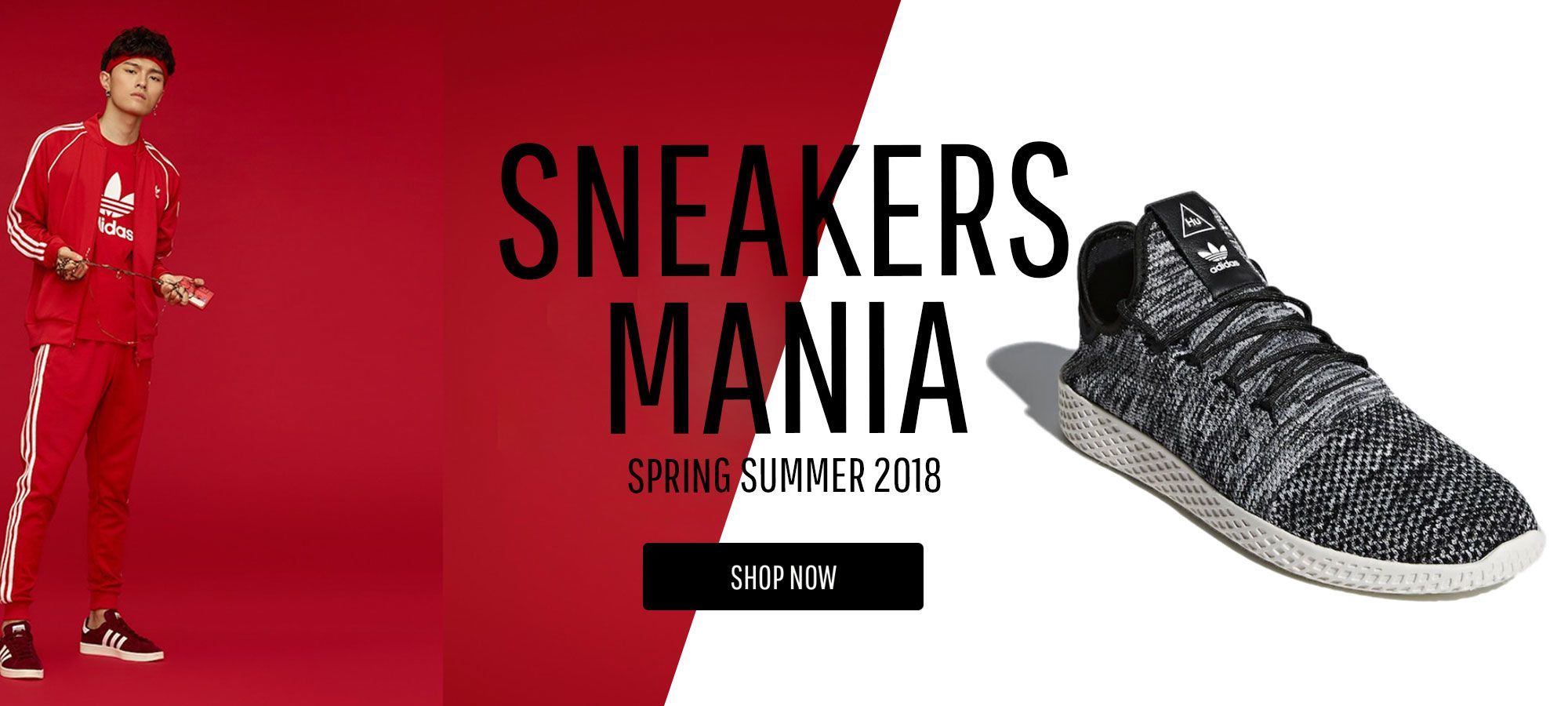 Adidas Men - Spring Summer 2018