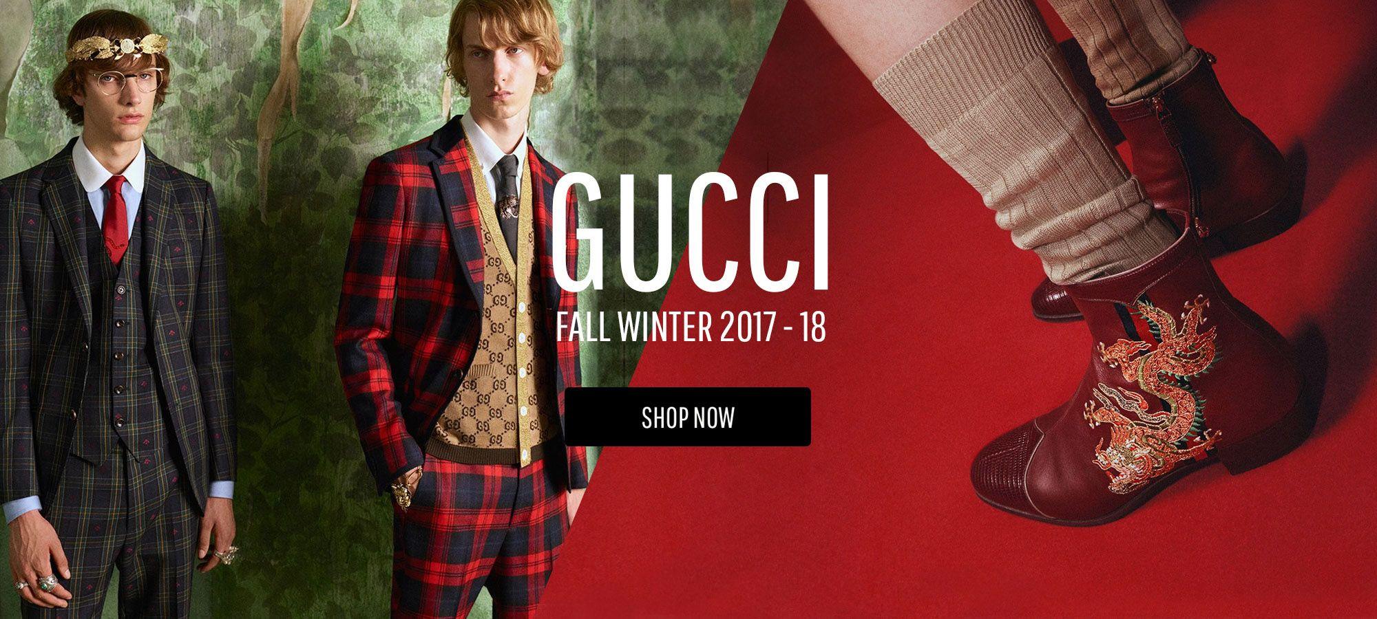 Gucci Men - Fall Winter 2017